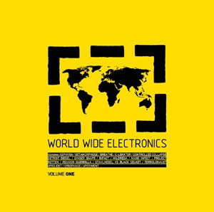 V.A. - World Wide Electronics - CD